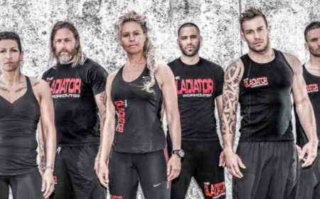 The Gladiator Workouts® -BOOTCAMP