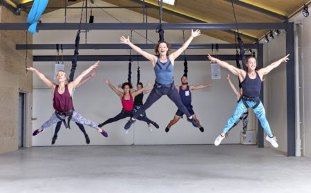 BUNGEE SUPER FLY - Workout*